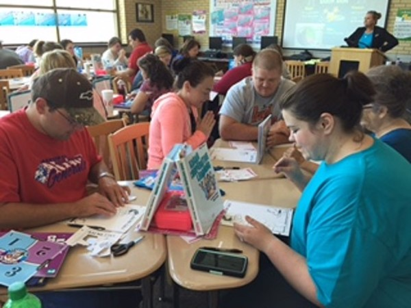 Summer Professional Development:  Kagan Training at JCHS
